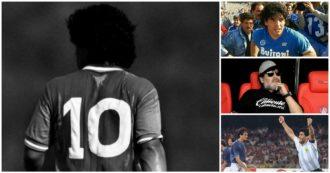 Diego Armando Maradona è morto: aveva 60 anni. Il calcio perde il più grande