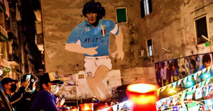 """Diego Armando Maradona morto, Napoli piange il suo dio. Il sindaco de Magistris: """"Intitoliamogli lo stadio San Paolo"""""""