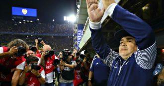 Maradona, il ritorno in Argentina e quel tour d'addio inconsapevole lungo tredici mesi