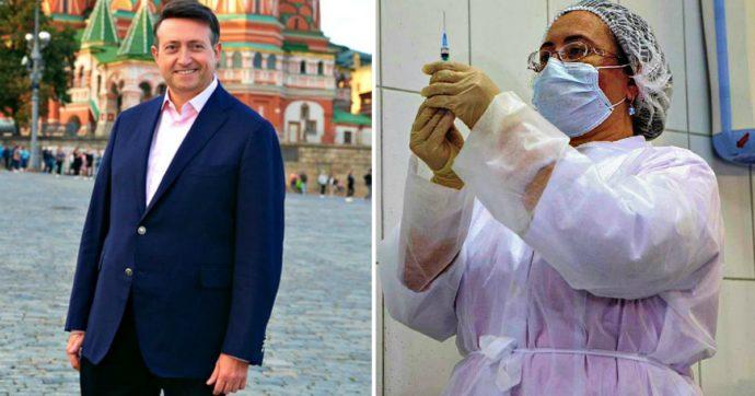 """""""Ho fatto il vaccino Sputnik e sto bene"""", l'imprenditore italiano che vive in Russia: """"Gli scienziati vengano a vedere come funziona"""""""