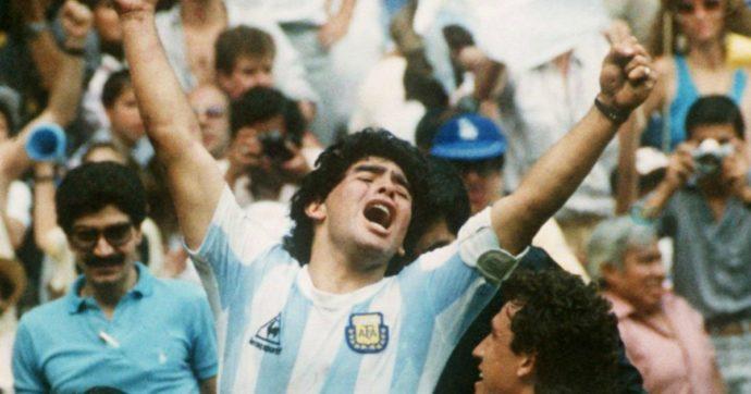 Maradona e la telecronaca di Hugo Morales che lo rese eterno: dove vai, barrilete cosmico?