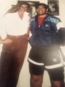 Quella volta che Maradona mi rese la celebrità del quartiere