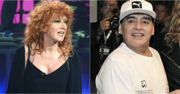 """Mannoia dopo l'uscita di Laura Pausini: """"Basta polemiche su Maradona. Non ha scelto lui di morire proprio quel giorno"""""""