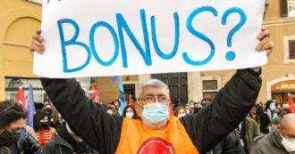 Bonus 1.000 euro, chi ha diritto alle indennità per stagionali, intermittenti e lavoratori dello spettacolo previste dal decreto Ristori
