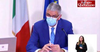 """Covid, Brusaferro: """"Tamponi negativi e screening di massa non sono patentino d'immunità"""""""