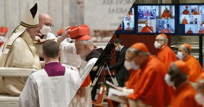 """""""Se vi sentite delle eminenze, siete fuori strada"""": le parole di Papa Francesco ai 13 nuovi cardinali nominati dal concistoro"""