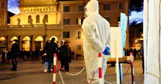 Coronavirus, i dati: 16.377 nuovi casi su 130mila tamponi processati. Altri 672 morti