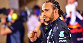 Lewis Hamilton positivo al coronavirus, il campione del mondo è in isolamento