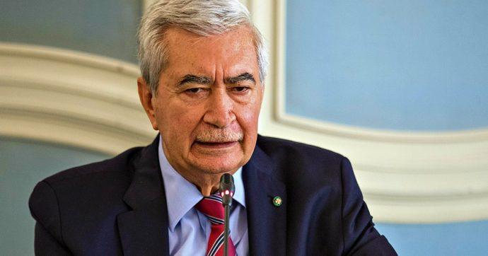 Consulta, i giudici salutano il presidente Morelli: il 12 dicembre scade il suo mandato
