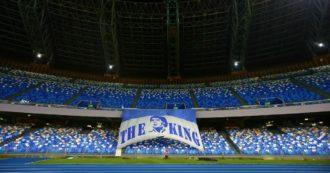 Napoli, il San Paolo si chiamerà Stadio Diego Armando Maradona: approvata la delibera