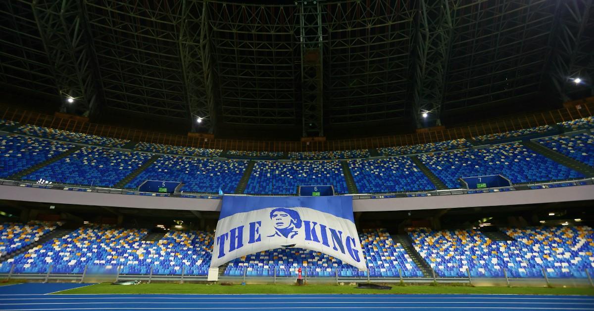 Napoli, il San Paolo si chiamerà Stadio Diego Armando Maradona: approvata la delibera - Il Fatto Quotidiano
