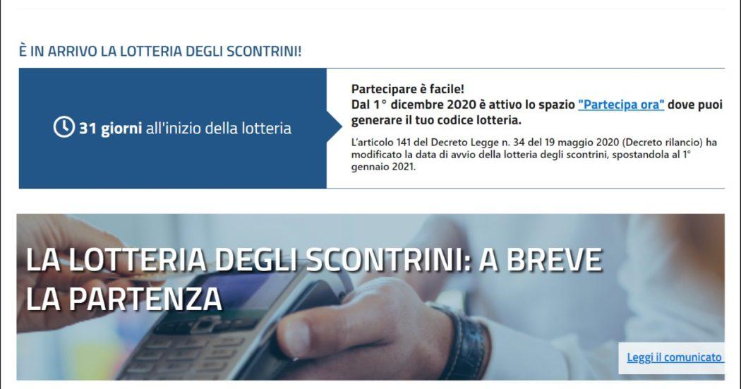 """Lotteria degli scontrini antievasione al via, Lega e Fratelli d'Italia la boicottano: """"Vogliono controllare cosa compriamo"""". Ecco perché è una fake news"""