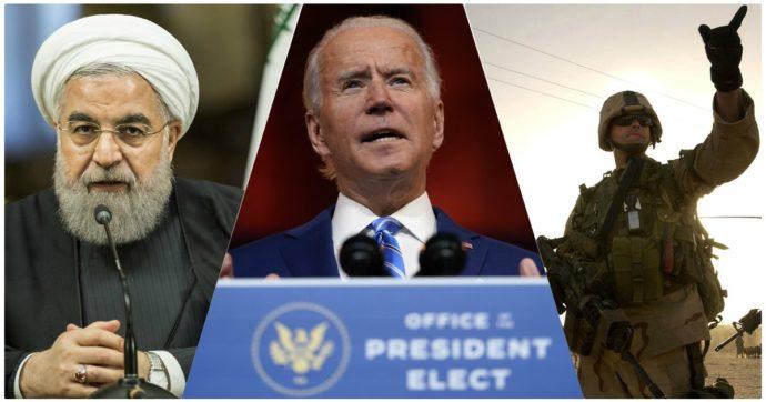 Il nucleare iraniano e la spinta al processo di pace in Afghanistan e Siria: con Joe Biden stop alla strategia del disimpegno in Medio Oriente