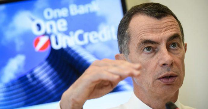 Unicredit, Mustier lascia domani: deleghe al dg De Marchis in attesa di Orcel. Nel 2020 perdita netta di 2,8 miliardi, 5 di accantonamenti