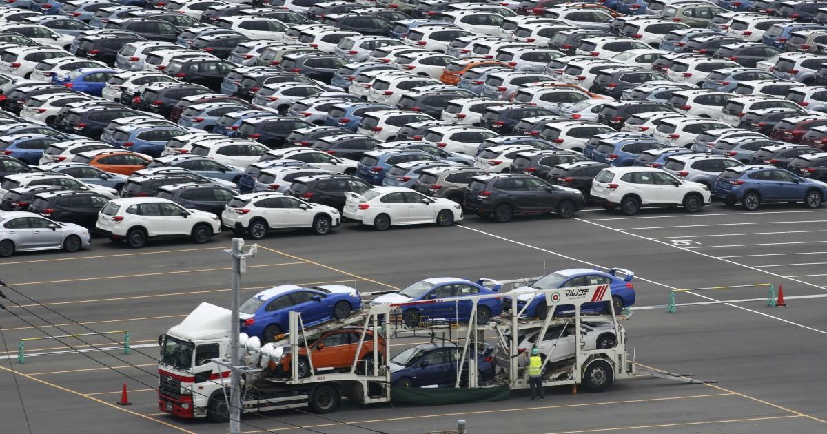 """Giappone, l'anticipazione dei media: """"Stop vendite auto benzina e diesel dal 2035"""""""