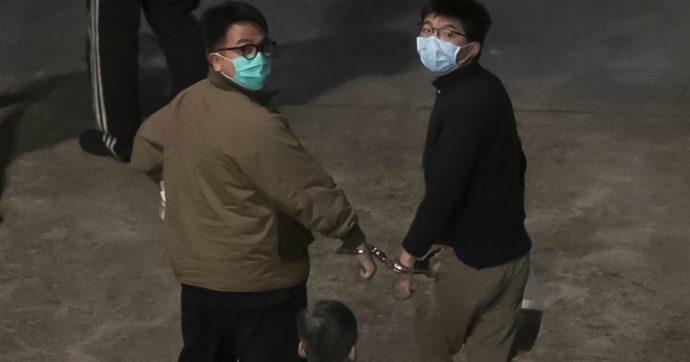 Stretta di Hong Kong sui pro-democrazia: arrestato l'editore Jimmy Lay. Carcere per Joshua Wong e altri attivisti