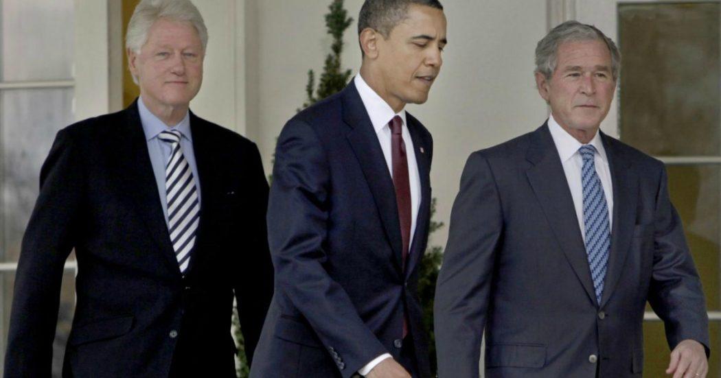 """Usa, più di 2700 in un solo giorno: mai così tanti. """"Obama, Bush e Clinton si vaccineranno in diretta"""""""
