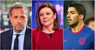 """Esame di Suarez, indagati Paratici e gli avvocati della Juve. """"Il manager chiese informazioni alla De Micheli"""". Sospesi i vertici dell'ateneo"""