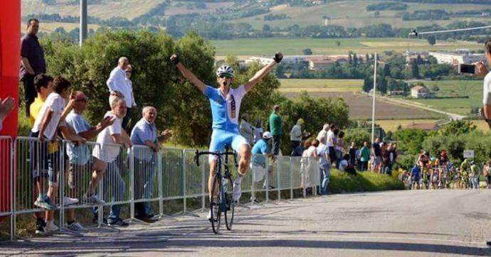 Micheal Antonelli è morto per Covid a 21 anni. Il ciclista era in riabilitazione dal 2018 dopo un grave incidente in bici