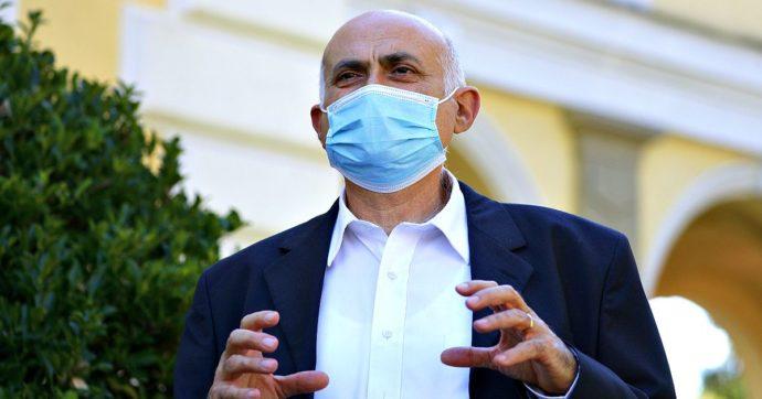 """Covid, Giuseppe Ippolito (Spallanzani): """"È prioritario vaccinare chi non ha ancora avuto la malattia. I casi di reinfezione sono rari"""""""