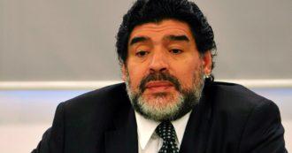 """Maradona, la lotta per l'eredità: già aperte due cause. Dall'Argentina: """"Fuori dal testamento le figlie Dalma e Giannina e l'ex moglie Claudia"""""""