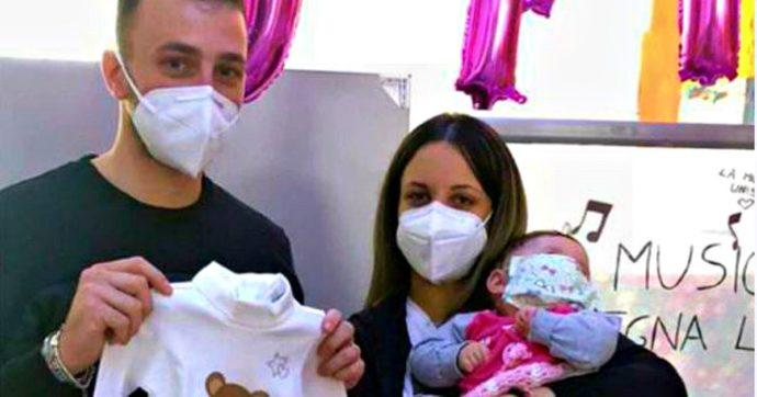 Napoli, bimba di 6 mesi salvata dall'atrofia muscolare spinale con il farmaco più costoso al mondo