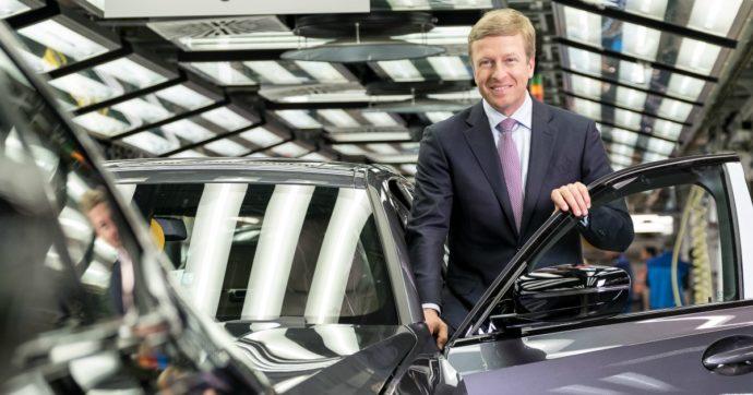 "Bmw, Oliver Zipse: ""Motori diesel moderni 50 volte migliori di quelli di 10 anni fa"""