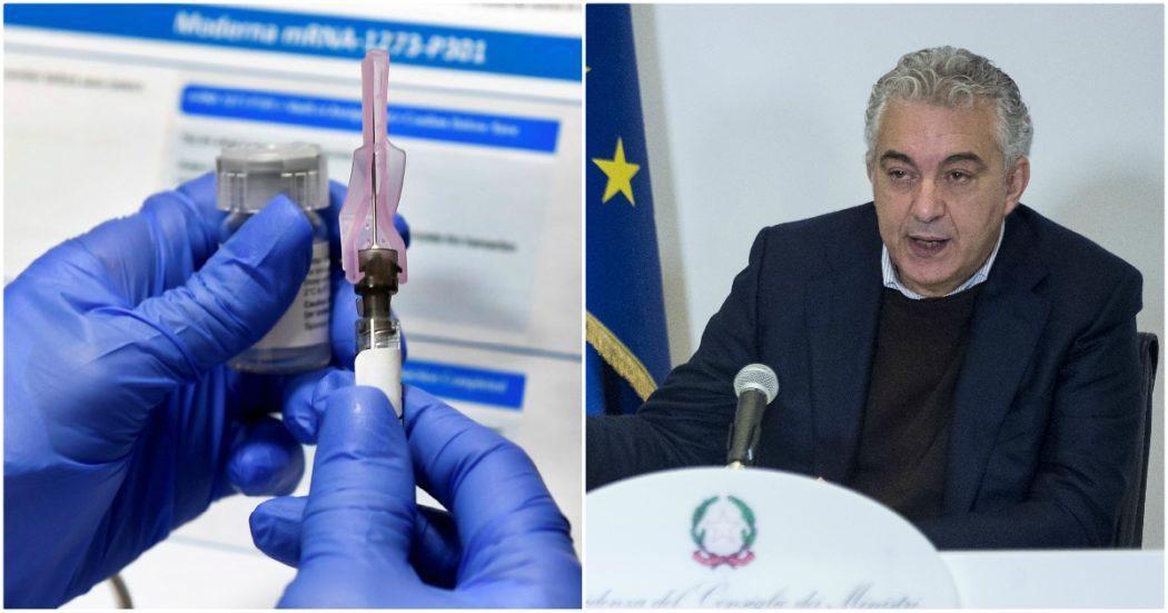 """L'indagine della Corte dei conti sulle siringhe di Arcuri? Parte da un esposto dell'ex europarlamentare Rivellini. Aifa: """"Le luer lock sono le più sicure"""""""