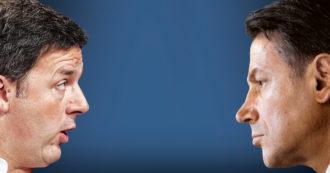 """Renzi provoca la crisi e spiega perché: non sopporta Conte. Gli attacchi al premier sono il 1° punto della conferenza stampa: """"La democrazia non è un reality show"""""""