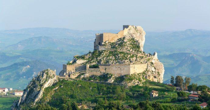 Il Castello di Mussomeli ritorna al suo splendore. E noi possiamo solo complimentarci