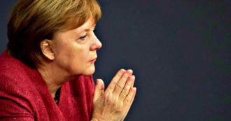 """L'appello di Angela Merkel in vista del Natale. Per la Bild è il suo discorso """"più emotivo"""". Ecco cosa ha detto (video)"""