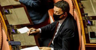"""Renzi: """"Non ci penso nemmeno a far cadere il governo"""". Ma continua a ricattare Conte in tv e detta nuove condizioni: """"Prendere il Mes"""""""