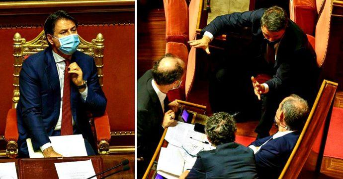 """Conte a Renzi: """"Colossale fraintendimento su struttura di missione per il Recovery plan. L'ok finale è sempre del consiglio dei ministri"""""""