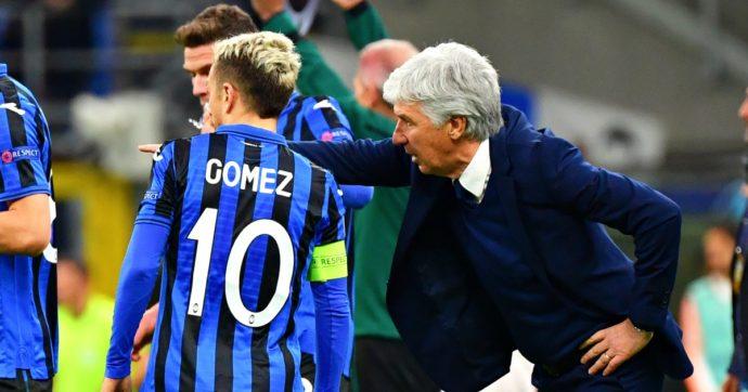 """Caos Atalanta, scontro Gasperini-Gomez nel match col Midtjylland: """"Tecnico ha presentato le dimissioni, la società le ha respinte"""""""