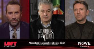 """Coronavirus, Domenico Arcuri ad Accordi&Disaccordi (Nove): """"A chi ha dubbi sul vaccinarsi dico di riflettere bene e a lungo"""""""
