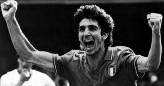 Paolo Rossi raccontato attraverso i suoi gol al Mundial dell'82: così una storia personale è diventata la storia di tutto un popolo