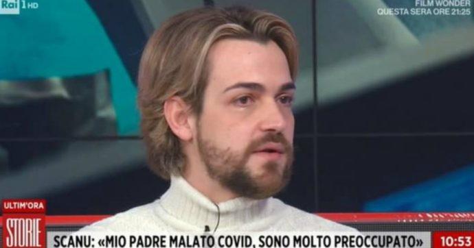 """Storie Italiane, Valerio Scanu scoppia in lacrime: """"Mio papà è entrato in ospedale con le sue gambe, poi il Covid…"""""""