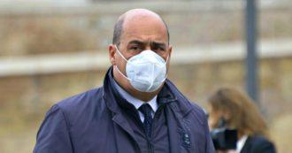 """Zingaretti: """"Massima lealtà a Conte, no a governi tecnici. Con i giochi di palazzo si scatena rabbia sociale. Imperdonabile provocare le elezioni"""""""