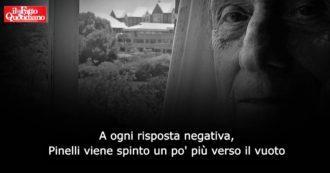 """Piazza Fontana, l'ex vicecapo dei servizi: """"Pinelli interrogato sul davanzale, a ogni risposta lo spingevano un po'. Fu così che morì"""""""