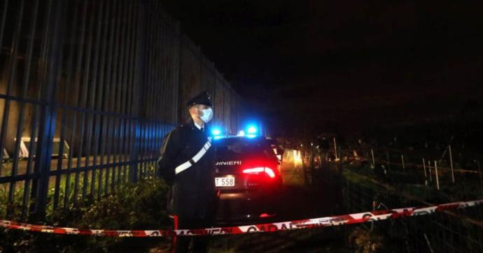 Due valigie con resti di un cadavere saponificato trovate a Firenze vicino alla superstrada