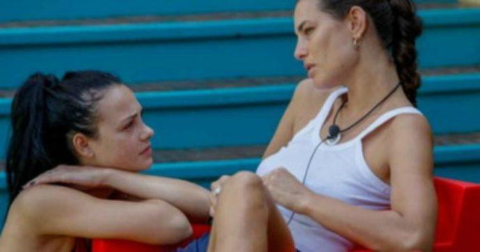 """Grande Fratello Vip, Dayane Mello su tutte le furie contro Adua Del Vesco: """"Che ca**o fai?"""". Intervengono i compagni"""
