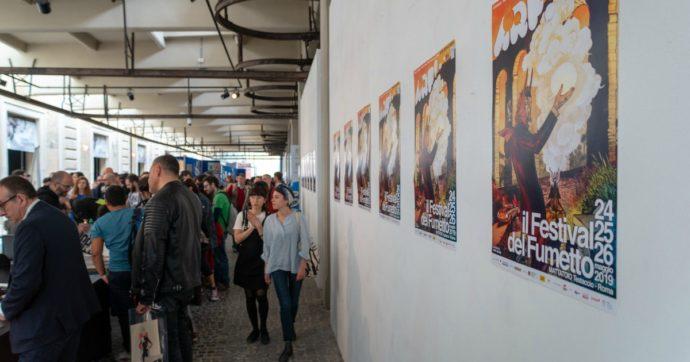 Roma, il festival Arf! escluso dal Mattatoio: il fumetto non sarebbe 'arte performativa'