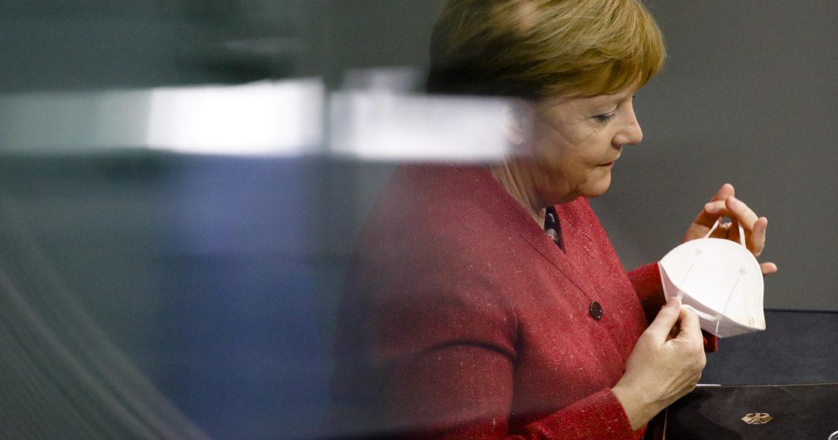 Il lockdown non era così duro: Merkel vuole inasprire ancora le misure anti-Covid