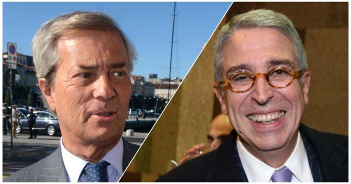 Vivendi-Mediaset, chiusa l'inchiesta: Bolloré e de Puyfontaine indagati per manipolazione del mercato e ostacolo alla vigilanza