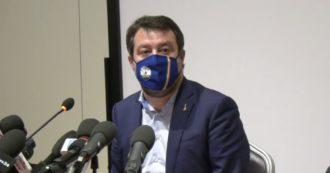 """Gregoretti, Salvini contro Toninelli: """"Non commento le sue dichiarazioni. Io non dimentico quello che ho firmato e resto coerente"""""""