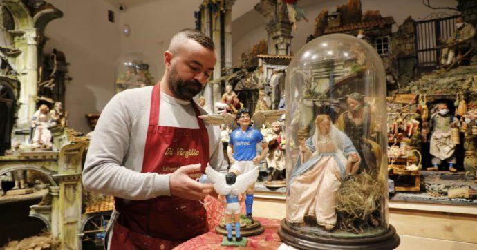 Nel presepe di Napoli sacro e profano convivono da sempre. Parola di Marco Perillo