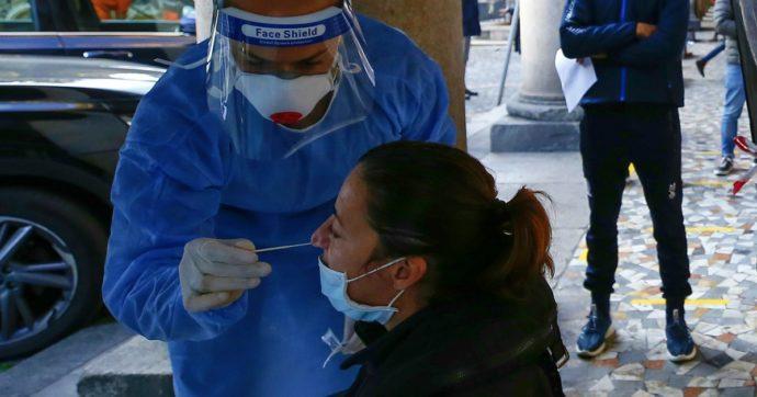 Coronavirus, i dati: altri 846 morti. 14.844 nuovi casi, come una settimana fa. 162mila tamponi: il rapporto casi/test torna a calare