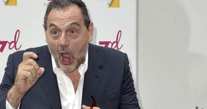 """Gianfranco Vissani: """"Ho cenato a Milano con il cappotto e dopo un gran mal di pancia. Colpa del governo Draghi"""""""