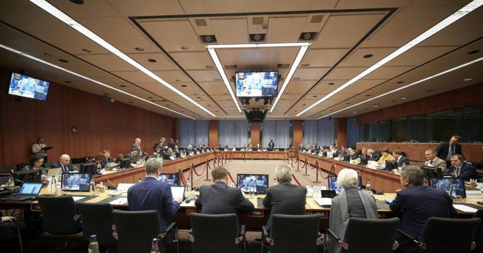 """L' Eurogruppo avvisa l'Italia: """"Il debito resta un problema, spendere ma fare attenzione alla sostenibilità dei conti"""""""