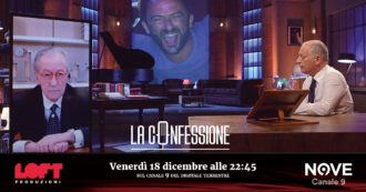 """Caso Genovese, Vittorio Feltri a La Confessione (Nove): """"Definire 'ingenua' la ragazza stuprata non è offesa"""". Gomez: """"No, è stata colpevolizzata"""""""